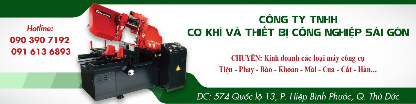 Công ty TNHH Cơ khí và thiết bị công nghiệp Sài Gòn